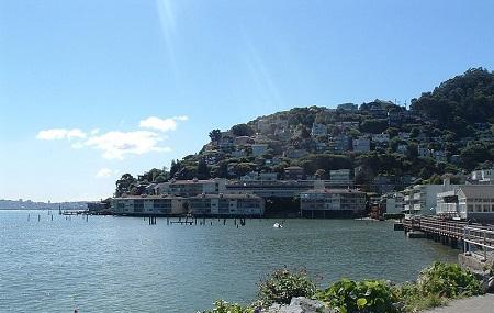 Sausalito (bay & Bridgeway) Image
