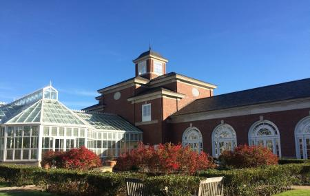 Harriet Irving Botanical Gardens Image