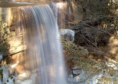 Cucumber Falls Image
