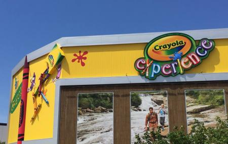 Crayola Experience, Mall Of America Image