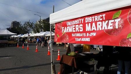 University District Farmers Market Image