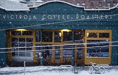 Victrola Coffee Roasters Image