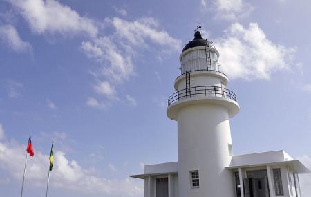 Sandiaojiao Cape Lighthouse Image