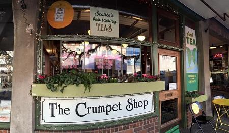 The Crumpet Shop Image
