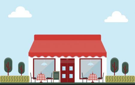 Lake Lodge Cafeteria Image