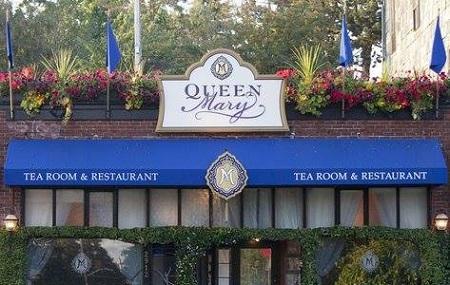 Queen Mary Tea Room Image
