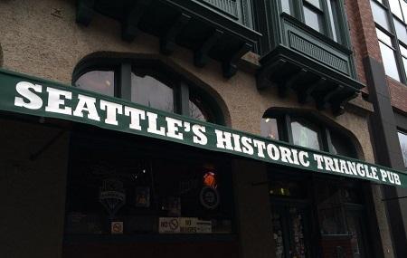 Seattle's Historic Triangle Pub Image