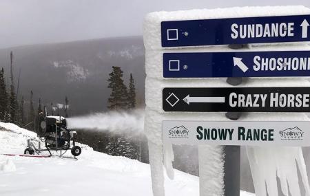 Snowy Range Ski Area Image