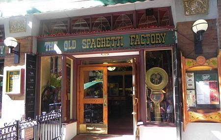 The Old Spaghetti Factory Image