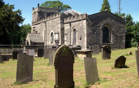 Saint Mary's Church, Tissington Image
