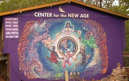 Center For The New Age Image
