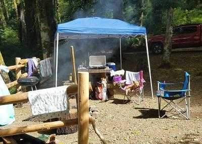 Henry Rierson Spruce Run Campground Image