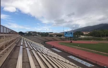 War Memorial Stadium Image