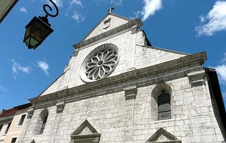 Annecy Cathedral Image