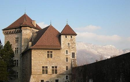Chateau D'annecy Image