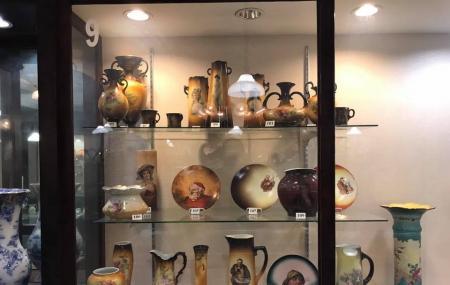 Oglebay Institute Glass Museum Image