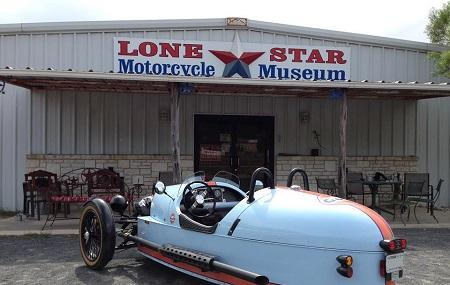 Lone Star Motorcycle Museum Image