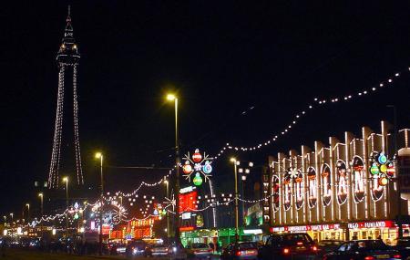 Blackpool Illuminations Image