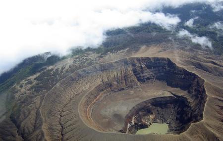 Santa Ana Volcano Image