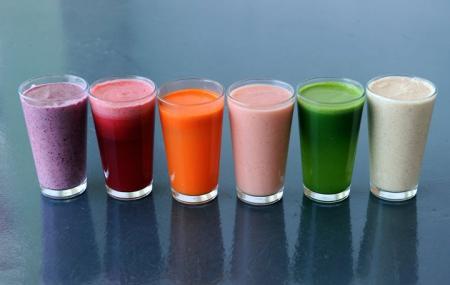 Liquid Juice Bar Image
