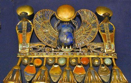 Tutankhamun Exhibition (dorchester) Image