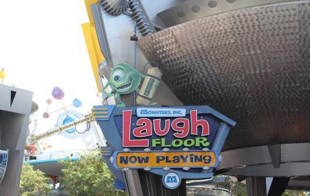 Monsters Inc Laugh Floor Image