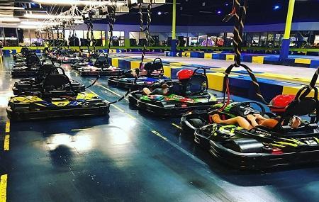 I-drive Nascar Indoor Kart Racing Image
