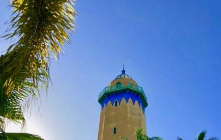 Alhambra Water Tower Image