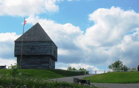 Fort Howe Image