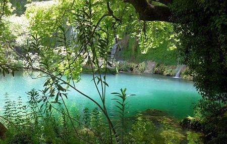 Kursunlu Waterfall Image