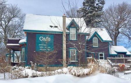 The Purple House Cafe, Gananoque