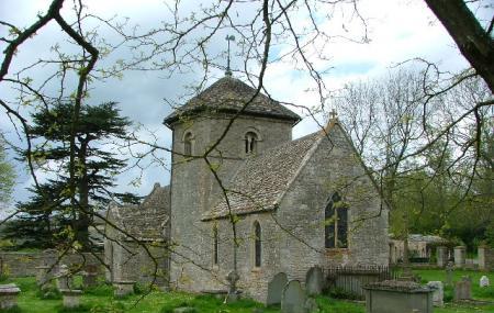 Church Of St Nicholas Of Myra, Ozleworth Image