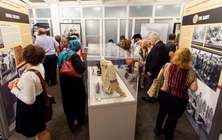 Dallas Holocaust Museum Image