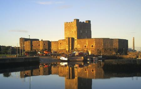Carrickfergus Castle Image