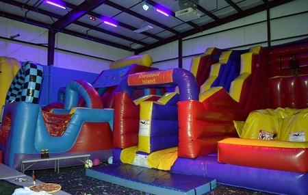 The Inflatable Fun Factory Image