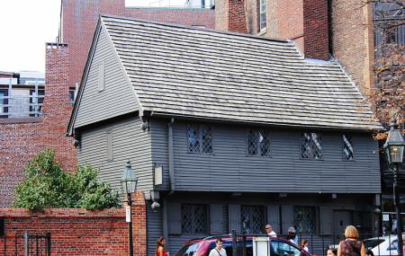 Paul Revere House Image
