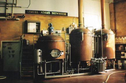 Samuel Adams Brewery Image
