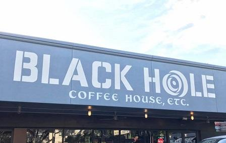 Black Hole Coffee House Image
