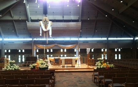 St. John Vianney Catholic Church Image