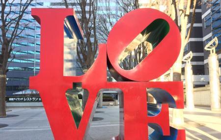 Love Statue Image