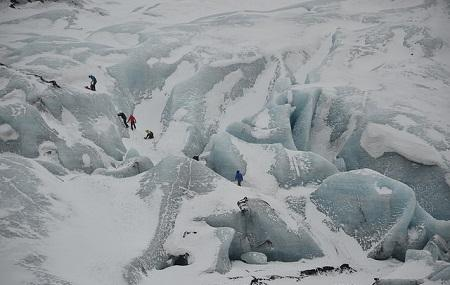 Solheimajokulll Image