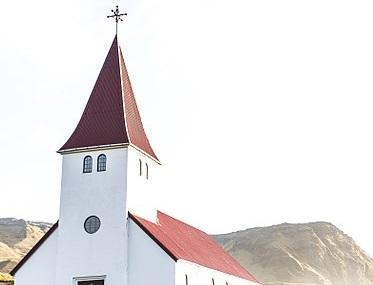 Vik I Myrdal Church Image