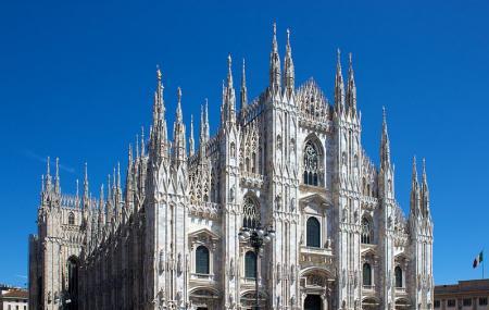 Milan Cathedral Image