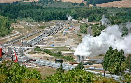Wairakei Power Station Image