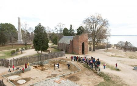 Historic Jamestowne Visitor Center Image