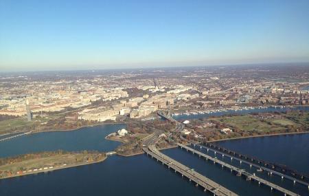 George Mason Memorial Bridge Image