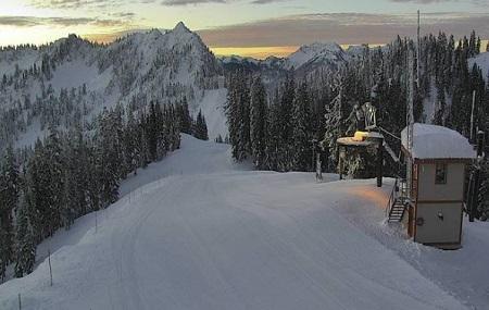 Stevens Pass Ski Area Image