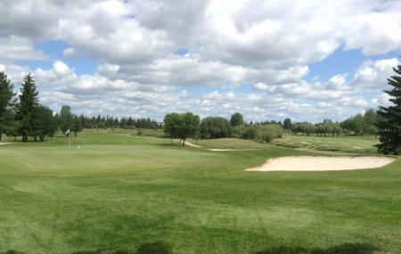 Stony Plain Golf Course Image