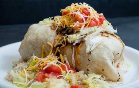The Well Dressed Burrito Image