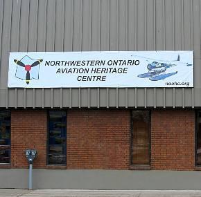 Northwestern Ontario Aviation Heritage Centre Image